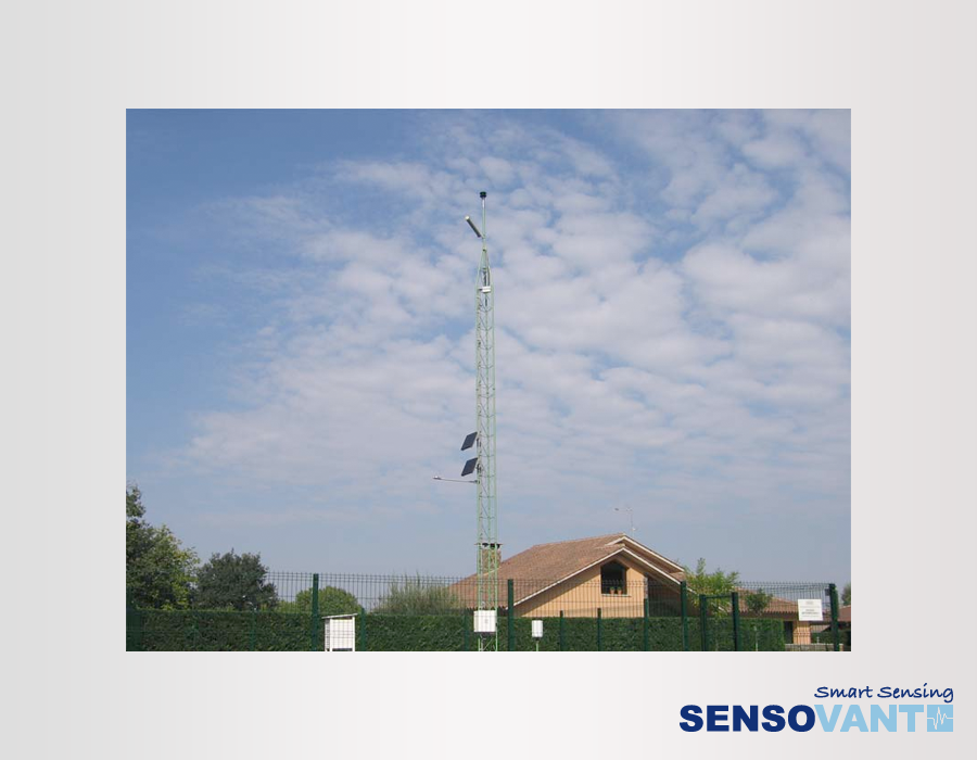 Medidor de viento for Sensor de viento