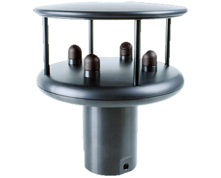 Sensor de viento ultras nico for Sensor de viento