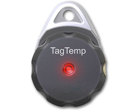 Registrador de Temperatura USB TagTemp