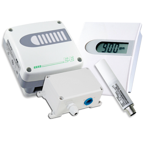 sensores de medicion de calidad de aire