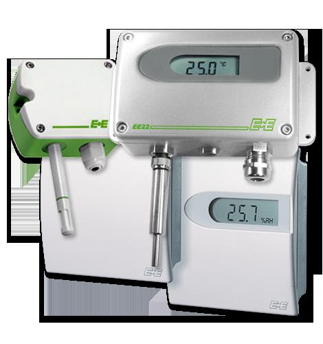sensores de medicion de humedad