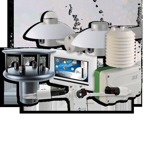 sensores de medicion de meteorologia